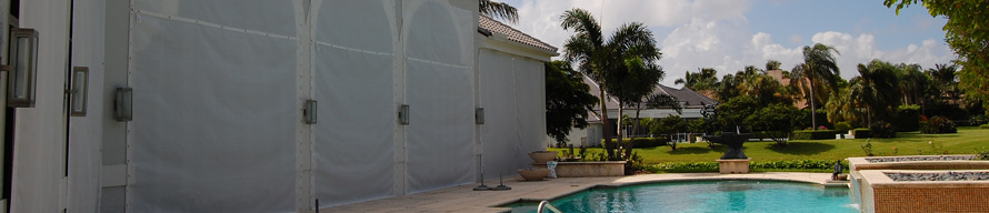 StormWatch Hurricane Screens and Fabric Shutters
